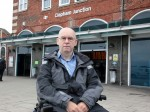 Disabled man missed wedding because station staff wouldn't get a ramp