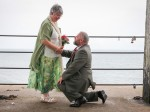 Couple marries for second time at exactly same date and time they first tied the knot