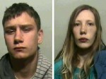 Couple jailed after neglecting newborn so badly his BONES could be seen from severe weight loss