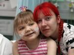 Distraught mum speaks of daughter's bleeding condition