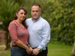 Couple have real life 'Open Water' hell after being abandoned in shark infested waters for seven hours
