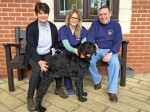 Roxy the dog miraculously regains her sight three months after going blind