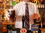 6ft 8ins pub boss is so tall punters can't see his face when he serves them
