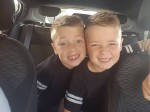 Mother left heartbroken after BOTH twin sons are diagnosed with leukaemia within months of each other