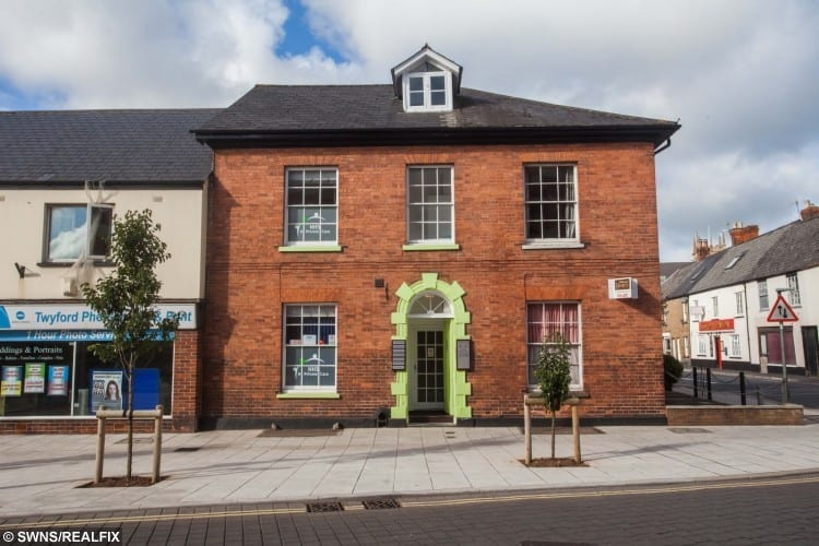 The Tiverton Dental Centre in Tiverton, Devon