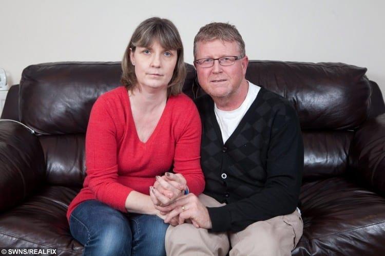 Steve and Yolanda Turner the parents of Sean