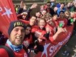 'Real life Forrest Gump' set to complete 401 marathons in 401 days
