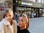Mum's fury as seven-year-old daughter picks up dirty SYRINGE in McDonald's toilets