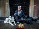 Homeless Chess Champion Challenges Cambridge University's Finest Minds To Game