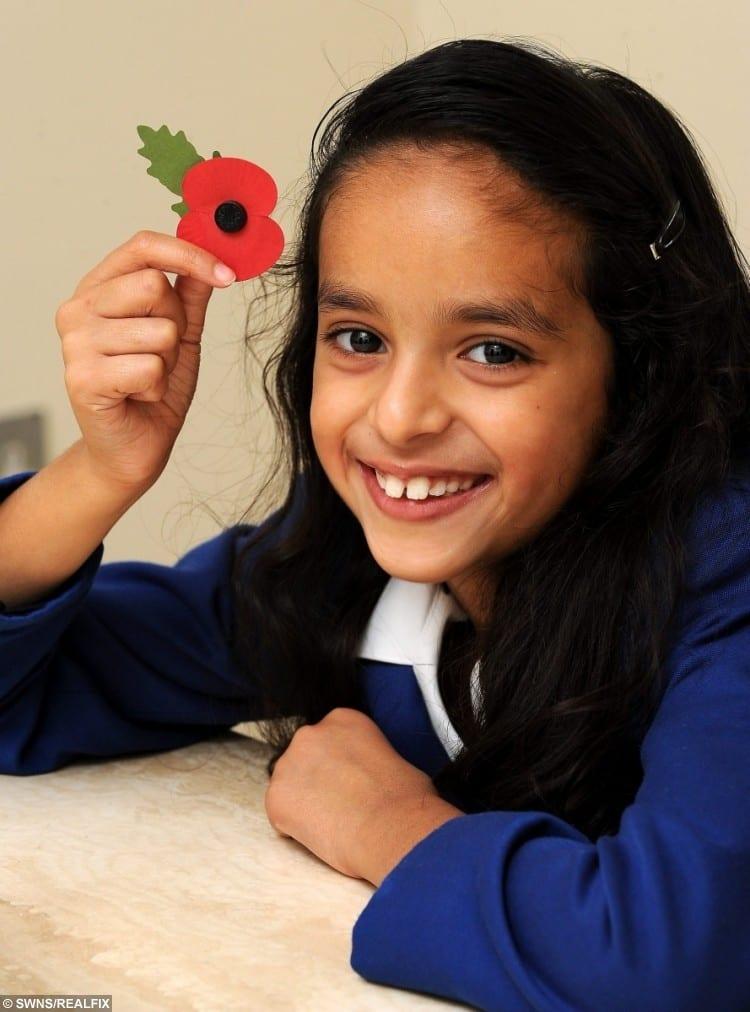 Kind-Hearted Schoolgirl Donates All Her Diwali Money To ...