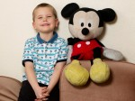 Five-Year-Old Boy Saves Family From House Blaze Thanks To Mickey Mouse Toy