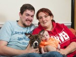 Puppy Saves Life Of Unborn Baby