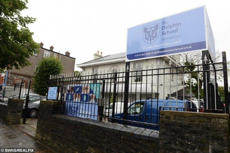 The Dolphin Primary school in Bristol