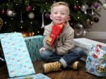 Four-Year-Old Boy Has Christmas Wish Come True With Iron Man Bionic Hand – So He Can Rip Open Presents!