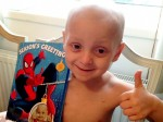 Brave Five-Year-Old Battling Cancer Receives Over 1,400 Christmas Cards