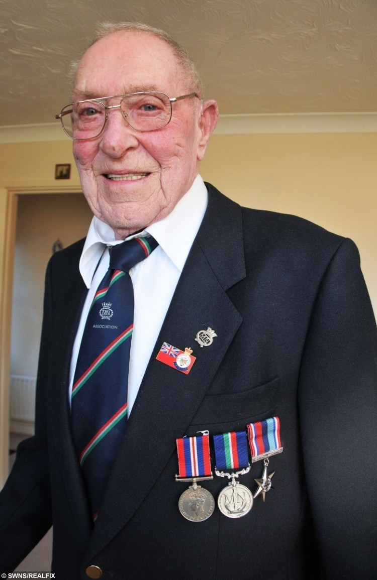 Peter Carpenter, 89