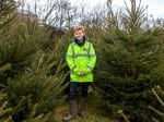 Festive En-TREE-Preneur : Savvy Teen Who Planted First Christmas Tree Aged Nine Now Runs Plantation With 1,500 Spruces