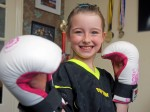 Nine-Year-Old Who Took Up Kickboxing Two Years Ago After Being Bullied  – Becomes A TRIPLE World Champion