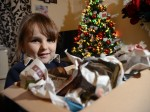 Four-Year-Old Wants To Donate All His Presents To The Homeless