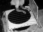 Lowlife Thief Caught On CCTV Stealing Cash From Xmas Wishing Well