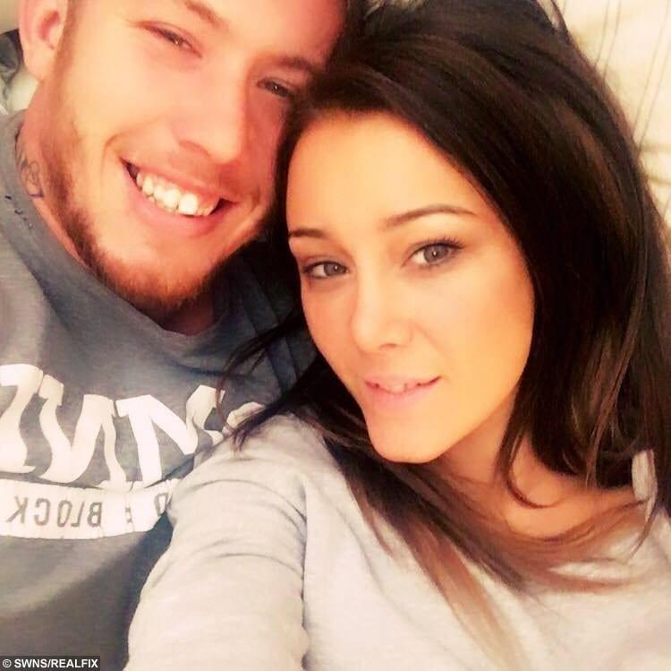 Kerri McAuley who was found dead at her flat in Norwich with former boyfriend Joe Storey