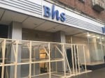 Anger As Homeless Couple Are Evicted From Former BHS Store Doorway – After Huge BLOCKADE Was Built