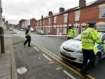 Police Close Roads After Body Found Near Leicester City Centre