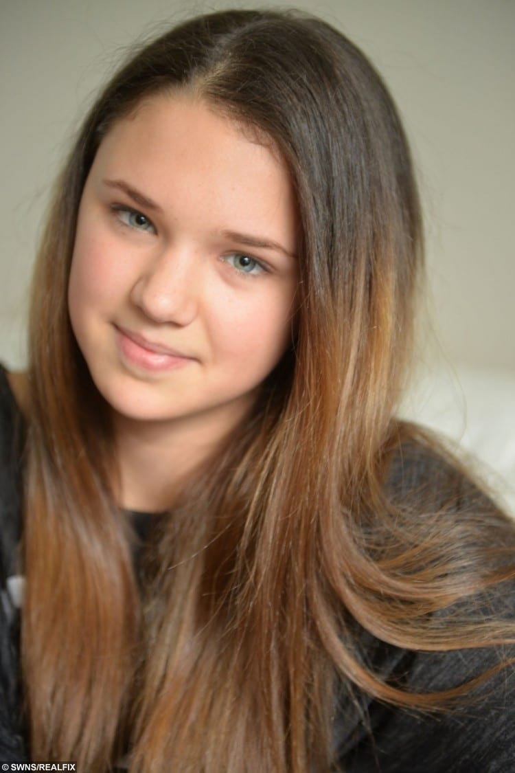 Lucie, 15