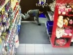 Brazen Thief Caught On All Fours Stealing Peppa Pig Magazines From Newsagent