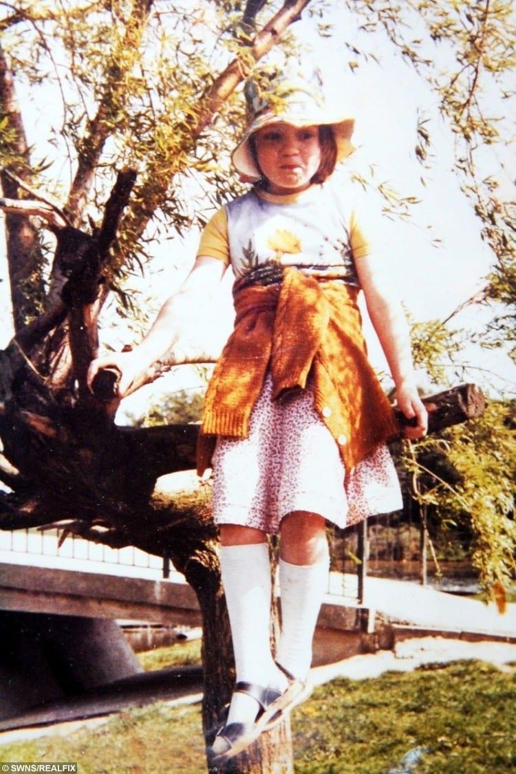 June Jones's daughter Kerry.