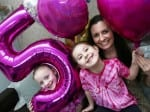 Five-Year-Old Girl Who Released Balloons On Her Birthday Stunned When They Reach GERMANY