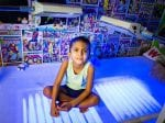 Four-Year-Old Boy Lives Under Blue Lights To Treat Rare Liver Disease