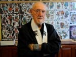 World's Oldest Tattoo Artist Still Going Strong At 85 After Inking 40 Acres Of Human Skin