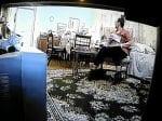CCTV Catches Heartless Carer Stealing From Dementia Sufferer's Purse