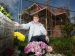Son Outraged After His Parent's Graves Ruined By Houses Built Just One Foot From Headstones