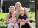 Mum Nearly Dies After Stabbing Herself In The Chest By Tripping Over Pet Dogs