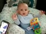 WATCH – Heartbreaking Video Shows Moment Baby Of Hit And Run Coma victim Hears Dad's Voice