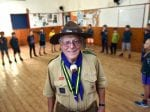 86-Year-Old Believed To Be Britain's Oldest Scout Celebrates 75 Years With Same Pack