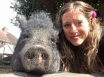 Generous Owner Saves Pet Pig's Bacon After He Was Given Just Week's To Live