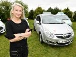 Former Shop Worker Becomes Britain's Youngest Female Driving Instructor At The Age Of 23