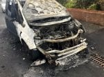 Brave Pregnant Mum Steers Flaming Car Away From Traffic Before Escaping With Her Children