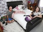 Dad Slams Housing Association For Forcing Him To Share A Bedroom With His Daughter For Eight Years