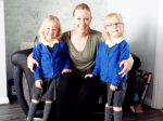 Twins Have Defied The Odds And Due To Attend First School After Being Born Three Months Early