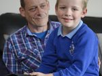 Father Tells Of Heartbreak After Son Born With Same Degenerative Condition