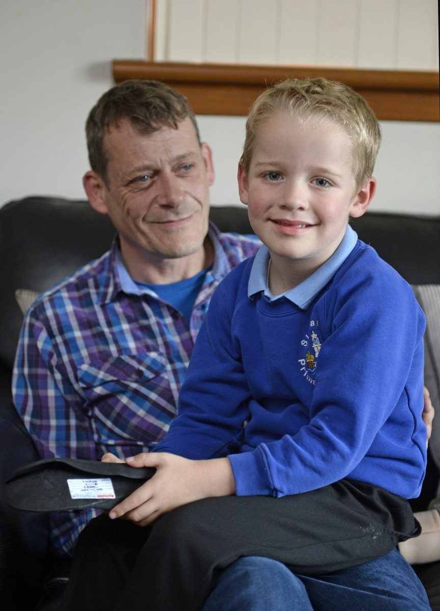 Father Tells Of Heartbreak After Son Born With Same ...