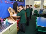 Primary School Introduces Standing Desks For Children 'To Improve Learning And Health'