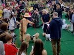 Pooch Pair Finally Marry In Dog Wedding – Officiated By Pug Vicar!