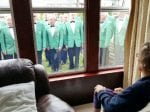 Choir Grants Terminally Ill Singer His Dying Wish With Emotional Performance Outside His Home