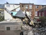 Pensioner Describes The Moment Gas Explosion Sent Huge Fireball Through His Home Leaving Partner In A Coma