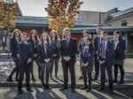 School Stunned As TEN Pupils Are Found To Be Geniuses After Taking IQ Test